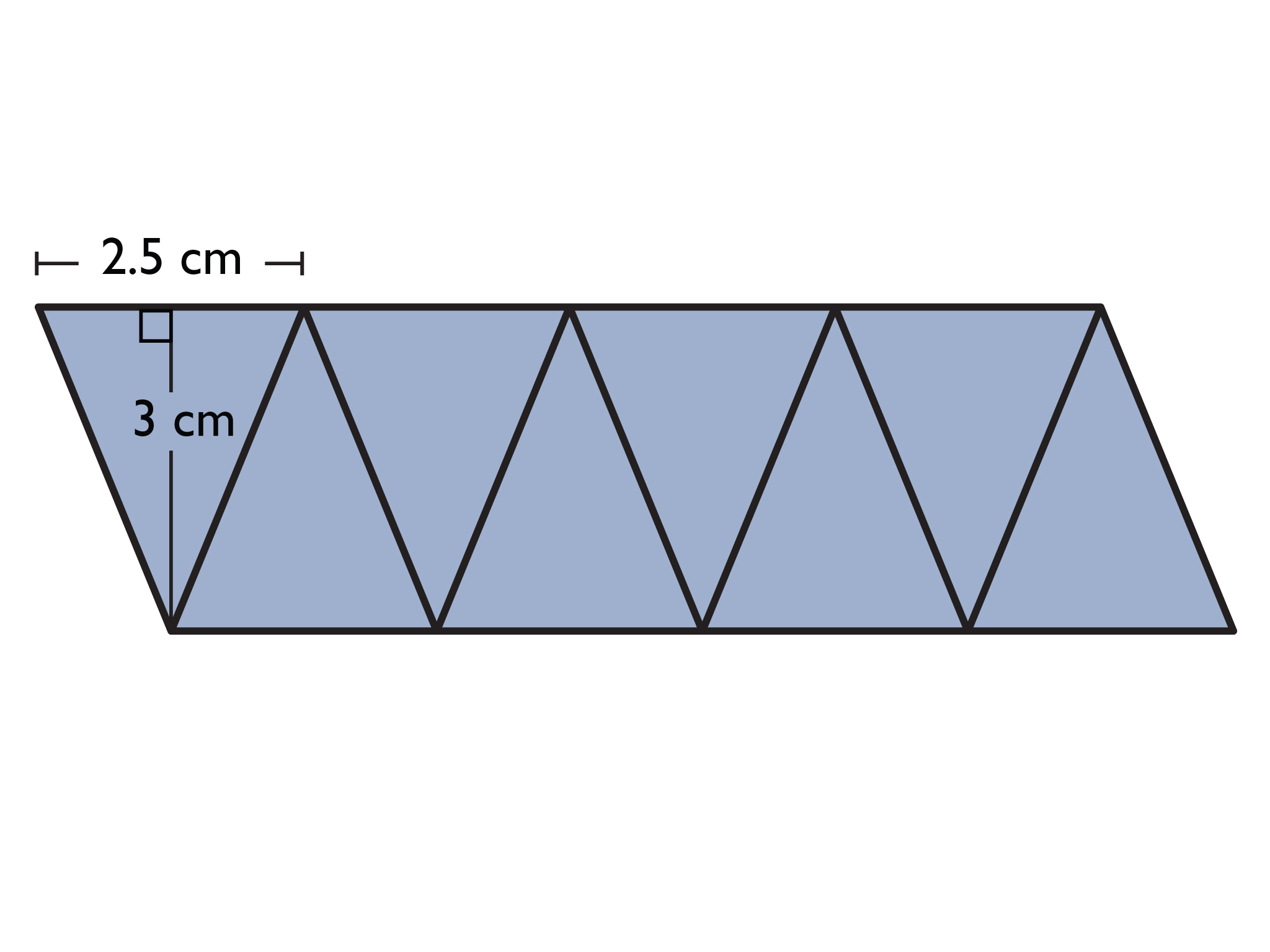 The Area Of Each Polygon Can Be Found By Multiplying The Area Of The  Triangle By The Number Of Sides: