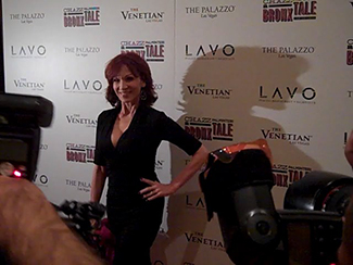 A photograph shows Marilu Henner.