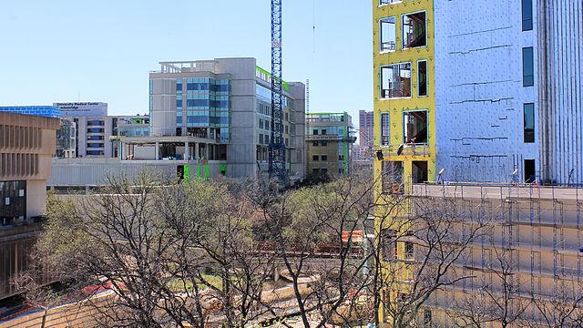 UT Dell Seton Medial District in Austin