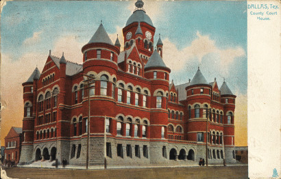 Dallas County Courthouse (1909)