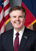 Lieutenant Governor Dan Patrick