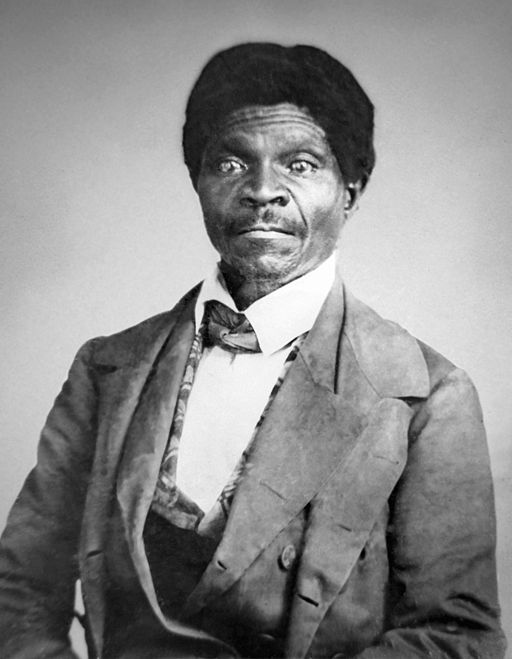 Dred Scott photograph. By Uncredited [Public domain], via Wikimedia Commons