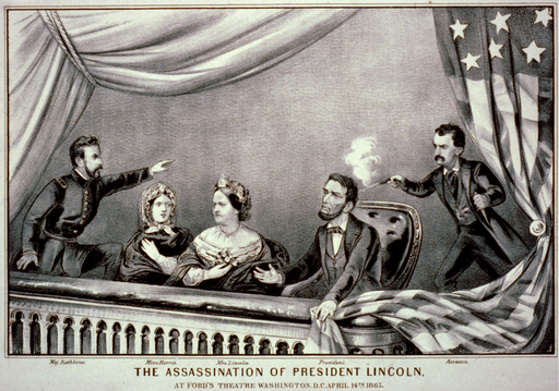 By Currier & Ives, 1865. [Public domain], via Wikimedia Commons