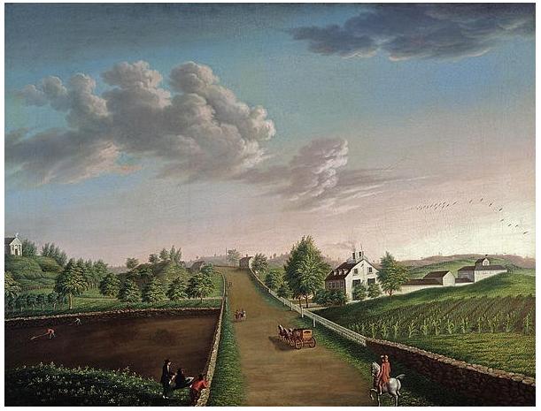 By M.F. Corne (Historic New England) [Public domain], via Wikimedia Commons