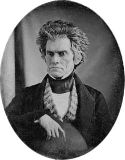 John C. Calhoun. [Public Domain] via Wikimedia Commons.