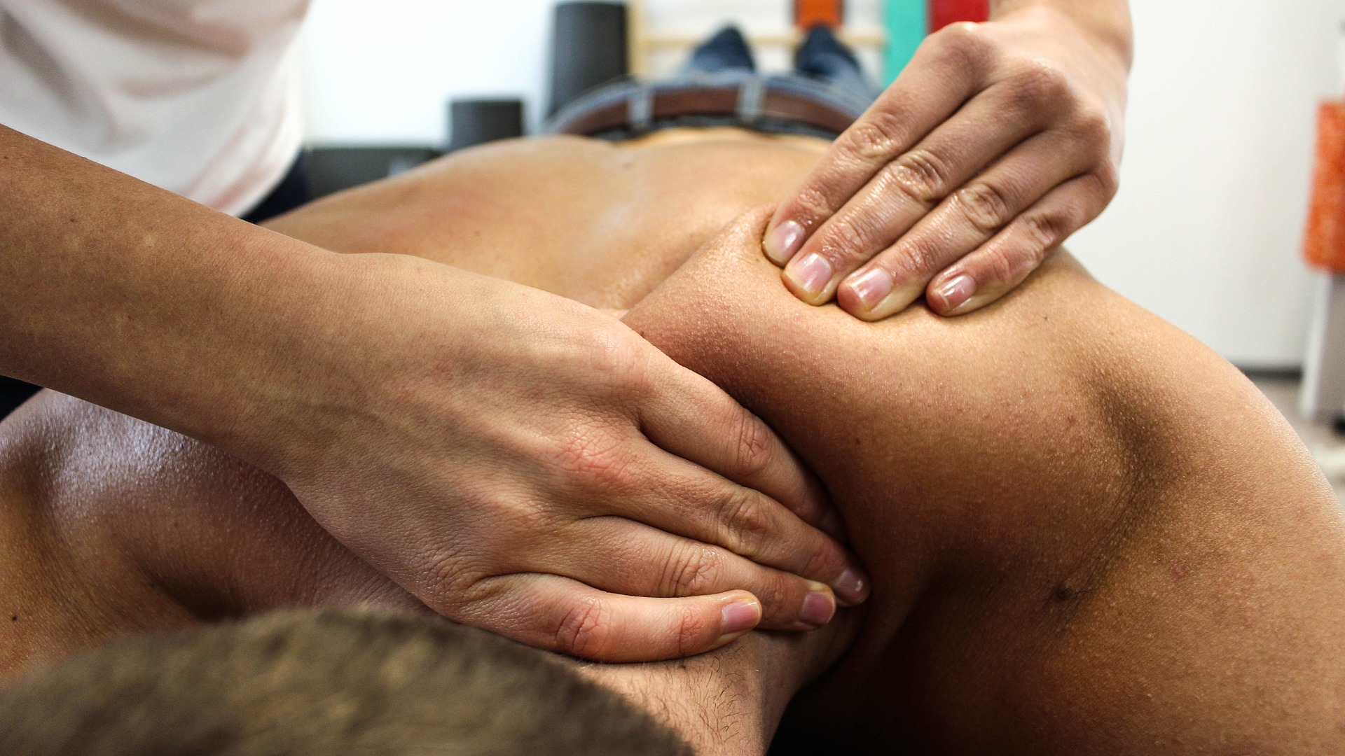 A Massage Therapy Treatment