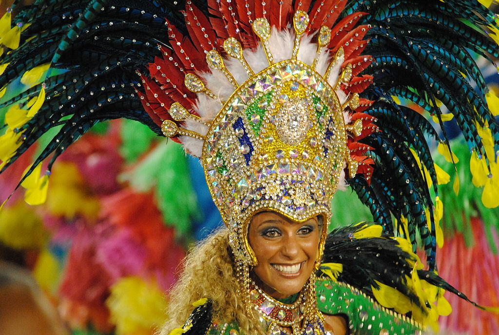Carnival, Brazil