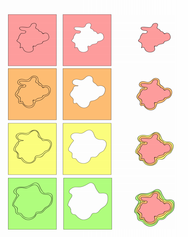 Expanding Topography Examples