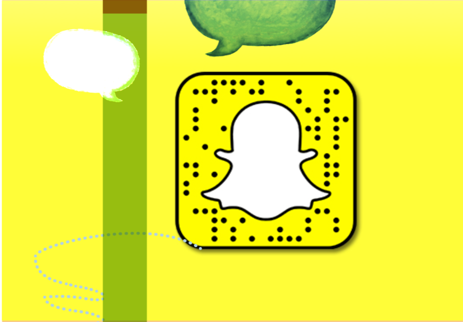 Image of the Snapchat icon