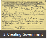 Creating Government