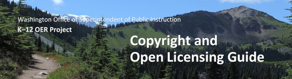 Copyright and Open Licensing Guide Title