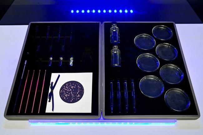 DIY DNA Kit. Photo by Z33 Art centre - http://flic.kr/p/9aWGdG