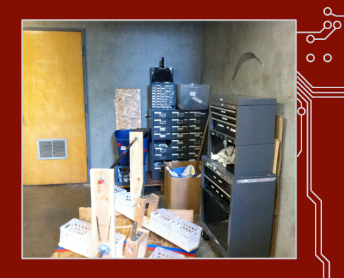Tomato Room - Workspace