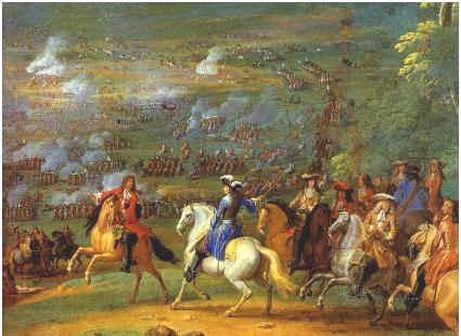 Battle of Rocroi. Public Domain, via Wikimedia Commons