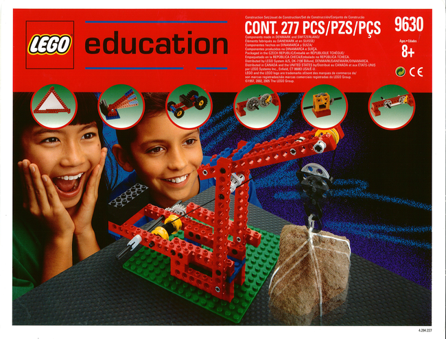 LEGO Simple Mechanisms Projects using WeDo Sets | OER Commons