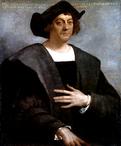 Christopher Columbus by Sebastiano del Piombo [Public domain], via Wikimedia Commons