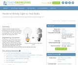 Light vs. Heat Bulbs