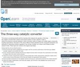 The Three-Way Catalytic Converter