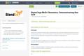 Digital Age Skill: Chemistry - Demonstrating Gas Law