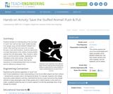 Save the Stuffed Animal! Push & Pull