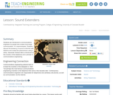 Sound Extenders