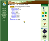 EarthCaching: An Educator's Guide