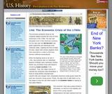 14d. The Economic Crisis of the 1780s