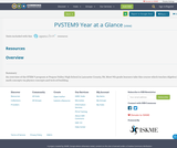 PVSTEM9 Year at a Glance