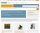 Visual Art During the Harlem Renaissance