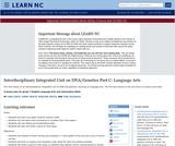 Interdisciplinary Integrated Unit on Dna/Genetics Part C: Language Arts