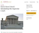 Oyez! Oyez! Oyez!: Simulating the Supreme Court