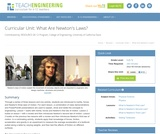 What Are Newton's Laws?