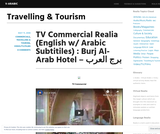 Virtual Arabic: Digitized Language Realia - Travel and Places