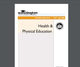 Washington Health and Physical Education Learning Standards