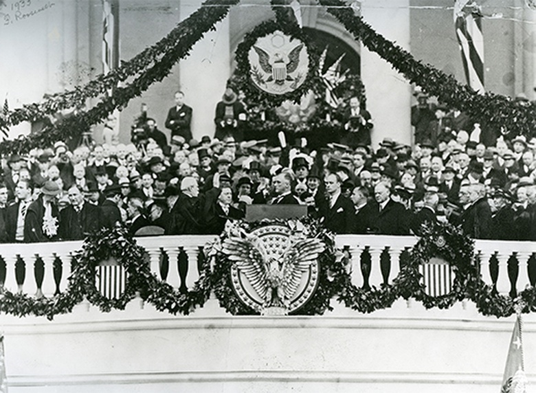 The Rise of Franklin Roosevelt