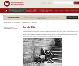 Reading Like a Historian: Jacob Riis and Immigrants