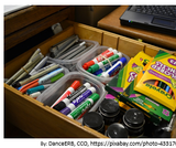 Classroom Objects: I spy a classroom object!
