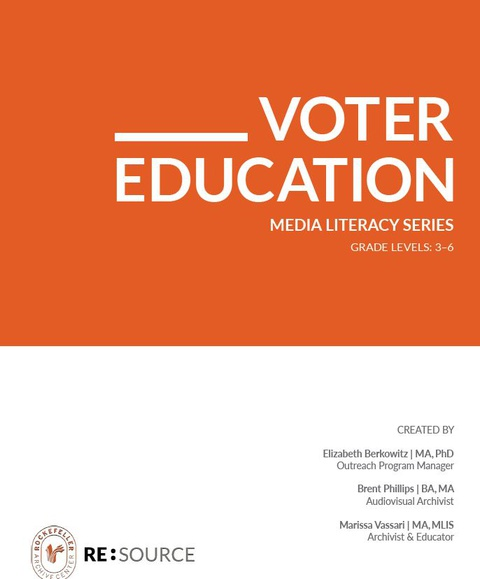 Media Literacy: Voter Education