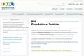 SOP Foundational Institute