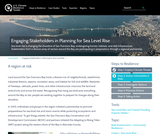 Engaging Stakeholders in Planning for Sea Level Rise