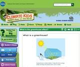 Climate Kids: What is the Greenhouse Effect?