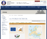 CIA World Factbook: European Union