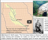 Iowa Early History Glaciers to Settlement: Unit 3 (Adaptive Video with Captioning)  First Eur. Iowa Land-Fur Trade & Tribal Mvmt 16-1800
