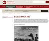 Reading Like a Historian: Lewis and Clark SAC