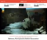 Bellows' Pennsylvania Station Excavation
