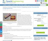 A Sweet Volume: Designing a Jumbo Chocolate Bar Using Polynomials
