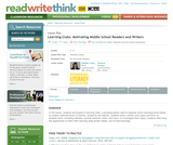Learning Clubs: Motivating Middle School Readers and Writers