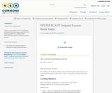 SFUSD SLANT Inspired Lesson - Body Study
