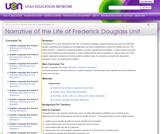 Narrative of the Life of Frederick Douglass Unit