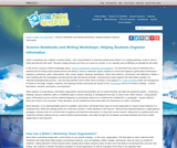 Science Notebooks and Writing Workshops: Helping Students Organize Information